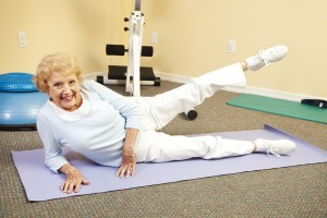 Exercises to Reduce Fall Risk